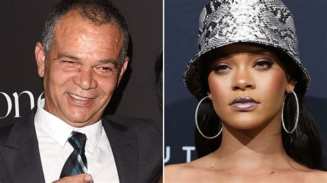 Rihanna Sues Father Over Use Of Fenty Name For His Talent