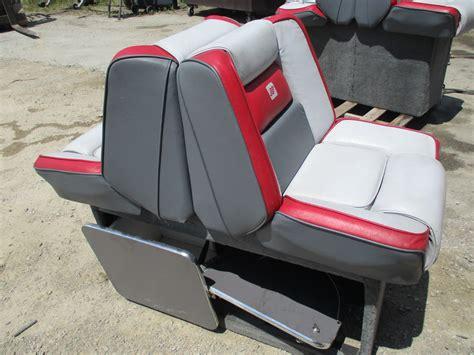 Four Winns Boat Seats For Sale 1989 four winns sun downer boat back to back seat w base