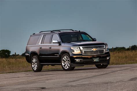 20152018 Chevrolet Suburban Hpe500 Supercharged Upgrade