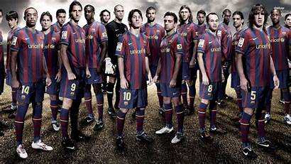 Barcelona Fc Wallpapers Team Barca Squad Players