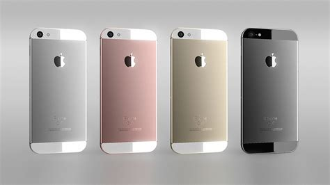 iphone 5 se a new iphone 5se concept based on the rumors so far