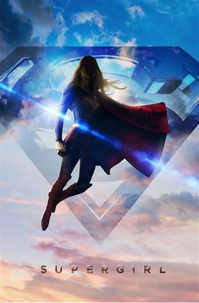 Supergirl Phone Wallpapers Wallpaperaccess Backgrounds