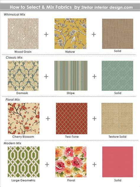 interior design fabrics how to mix fabric patterns stellar interior design