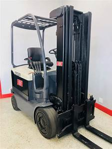 Finding The Best Electric Forklift For Your Project