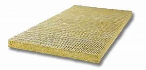 Isolant Thermique Mince Haute Température : panneaux laine de roche haute temp rature isolation ~ Edinachiropracticcenter.com Idées de Décoration