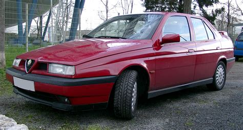 Alfa Romeo 155 by Alfa Romeo 155 Pictures Information And Specs Auto