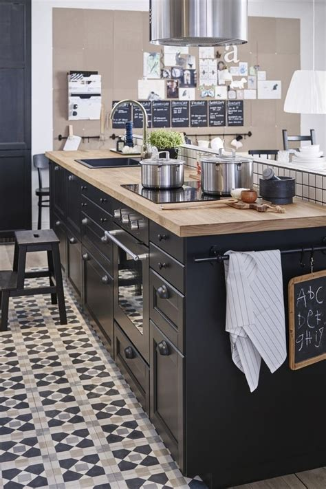 les 25 meilleures id 233 es concernant cuisines noires sur