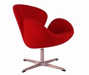 Chaise Rouge Design : chaise design rouge ~ Teatrodelosmanantiales.com Idées de Décoration