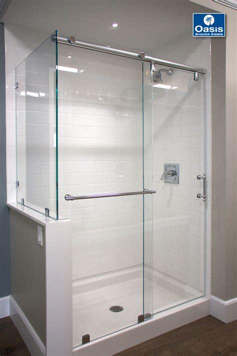 frameless  pass sliding shower doors oasis shower