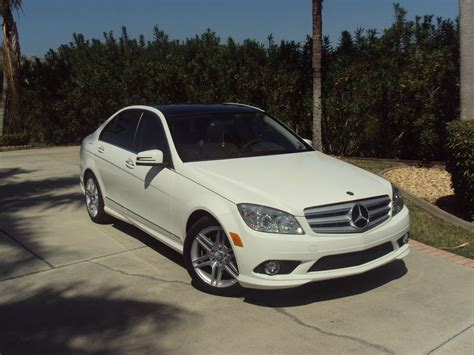 Mercedes C Class Sedan Modification by Gtstunna350 2010 Mercedes C Classc350 Sport Sedan 4d