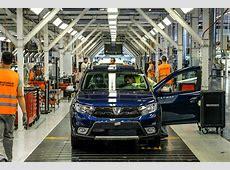 1,000,000th Dacia car built by Morocco plant Auto Express