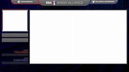 Smash Overlays Overlay Twitch Screen Core Esport