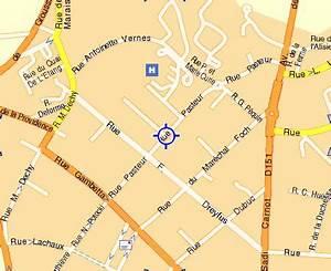 Les Places De Parking Handicapés Sont Elles Payantes : localisation de l 39 ifsi ~ Maxctalentgroup.com Avis de Voitures