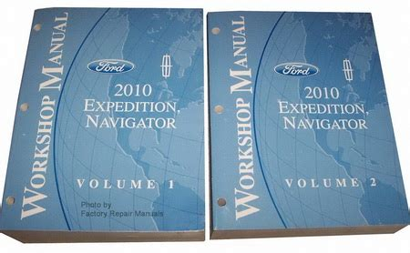 service repair manual free download 2010 lincoln navigator l transmission control 2010 ford expedition lincoln navigator factory service manual set shop repair factory