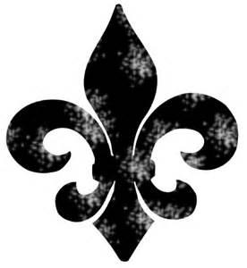 Fleur De Lis Graphic