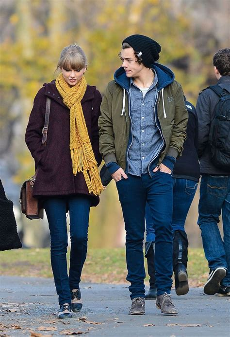 Harry Styles Said Taylor Swift's Name During a Concert ...