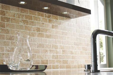 travertine wall tiles kitchen using accent tiles to rev your kitchen or bathroom 6363