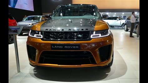 Cars With The Range by 7 Amazing New Land Rover Range Rover Cars For 2019