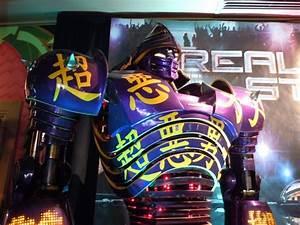 Image - NoisyBoy RealSteel robot.jpg - Real steel Wiki