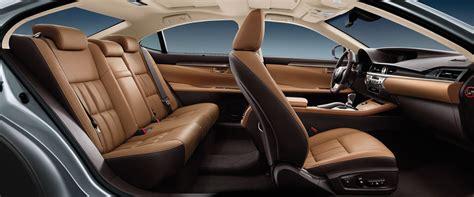 es  interior colors topaz brown lexus bahrain