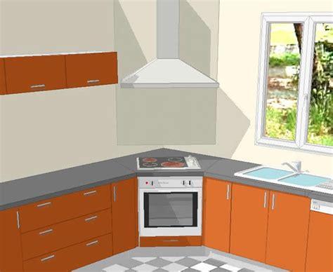 meuble cuisine plaque cuisson meuble cuisine four et plaque 1 plaque cuisson en angle