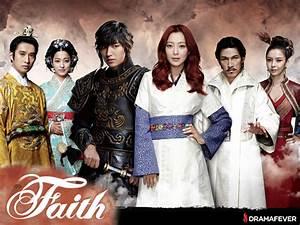 FREE Korean Drama iPhone & Desktop Wallpapers: FAITH ...
