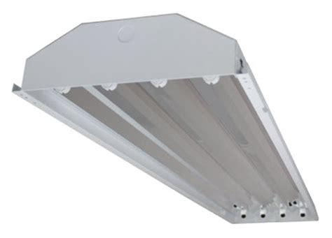 4 l enclosed high bay fluorescent light fixtures high