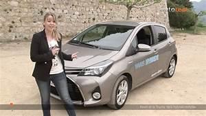 Toyota Yaris Hybride Avis : toyota aygo avis ~ Gottalentnigeria.com Avis de Voitures
