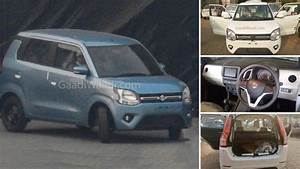 2019 Maruti Wagon R Variant Wise Expected Prices  Launch
