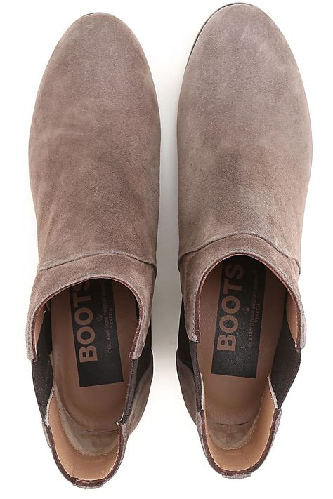 golden goose deluxe brand leather shoes  women  brown lyst