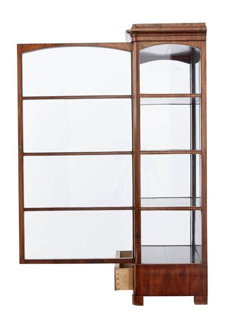 kitchen glazed cabinets 19th century mahogany glazed display cabinet for 1772