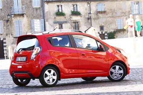 Chevrolet Spark 12 Lt Reasonable Interior Space Against