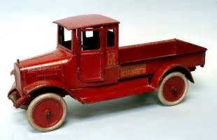 Old Toy Cars and Trucks