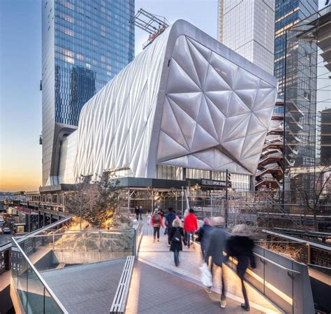 the shed the shed a new center for the arts hudson yards