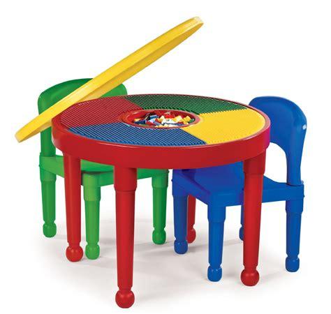 tot tutors ct599 2 in 1 plastic construction table