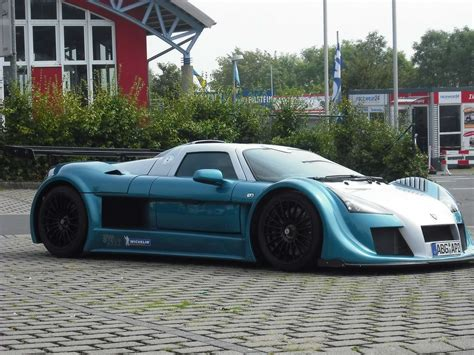 Gumpert Apollo Sport Nurburgring 2009 Wallpaper