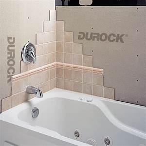 """""""Durock"""" Cement Board RONA"""
