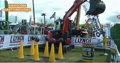Equipment Heavy Construction Fun Skills Excavator