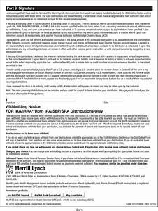 Merrill Lynch Wiring Instructions