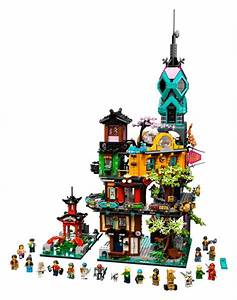 here 39 s a better look at the new lego ninjago city gardens