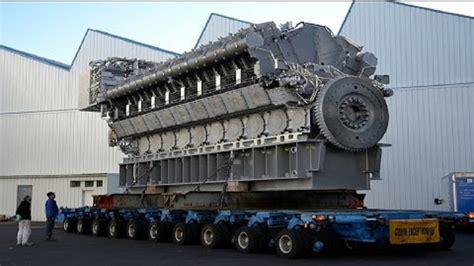 Dangerous Largest Diesel Engines Trains
