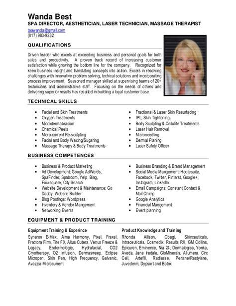 Excellent Resume Sample  Sample Resumes