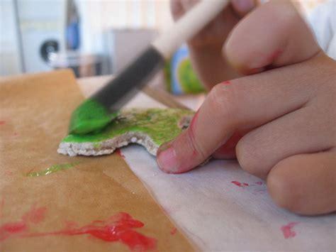 peindre la pate a sel recette de la p 226 te 224 sel la cour des petits