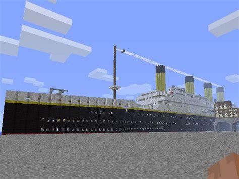 minecraft titanic download chip