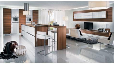 cuisine ouverte design deco cuisine ouverte design