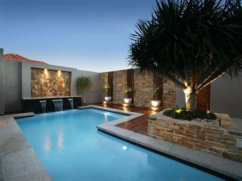 Decorative Swimming Pools House by 30 Beautiful Swimming Pool Lighting Ideas