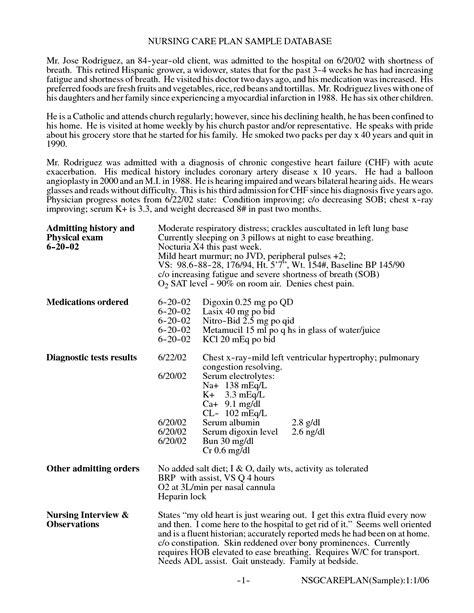 Components Of A Nanda Nursing Diagnosis Medicinebtgcom