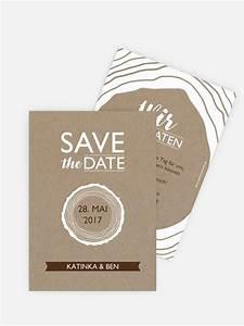 Save The Date Karte : save the date karte rustic tree kraftpapier ~ A.2002-acura-tl-radio.info Haus und Dekorationen