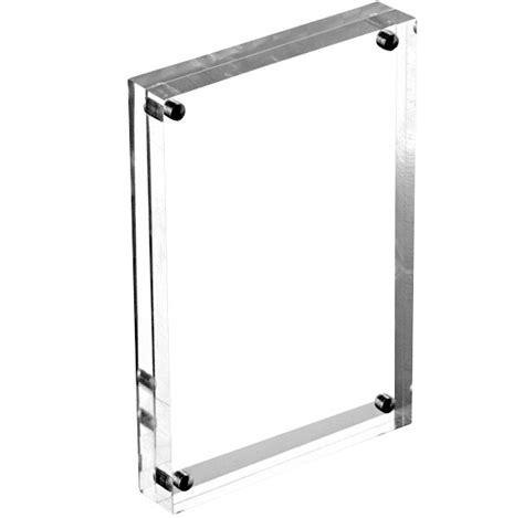 cadres photo en verre acrylique 11 5 x 9 x 2 3 cm 224 fermeture magn 233 tique aimant et d 233 coration