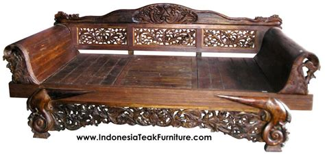 ethnic furniture bali java indonesia